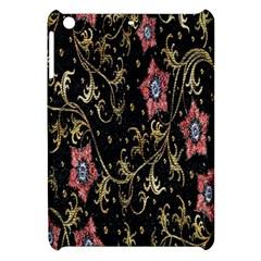 Floral Pattern Background Apple iPad Mini Hardshell Case