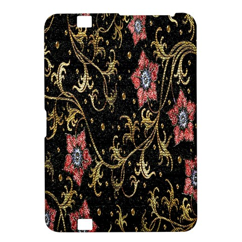 Floral Pattern Background Kindle Fire HD 8.9