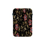 Floral Pattern Background Apple iPad Mini Protective Soft Cases Front
