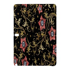 Floral Pattern Background Samsung Galaxy Tab Pro 12.2 Hardshell Case