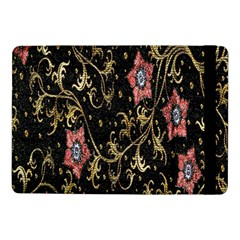 Floral Pattern Background Samsung Galaxy Tab Pro 10.1  Flip Case