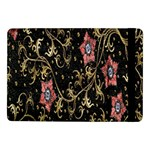 Floral Pattern Background Samsung Galaxy Tab Pro 10.1  Flip Case Front