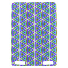 Colorful Retro Geometric Pattern Kindle Touch 3G