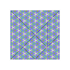 Colorful Retro Geometric Pattern Acrylic Tangram Puzzle (4  x 4 )