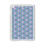 Colorful Retro Geometric Pattern iPad Mini 2 Enamel Coated Cases Front
