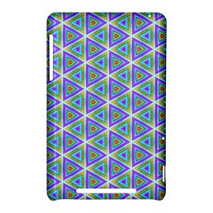 Colorful Retro Geometric Pattern Nexus 7 (2012)