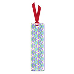 Colorful Retro Geometric Pattern Small Book Marks