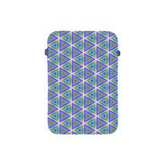 Colorful Retro Geometric Pattern Apple Ipad Mini Protective Soft Cases