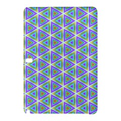 Colorful Retro Geometric Pattern Samsung Galaxy Tab Pro 12.2 Hardshell Case