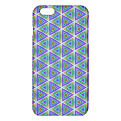 Colorful Retro Geometric Pattern iPhone 6 Plus/6S Plus TPU Case