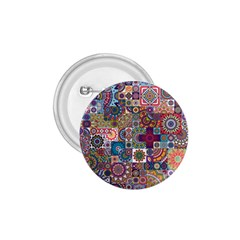 Ornamental Mosaic Background 1 75  Buttons