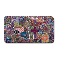 Ornamental Mosaic Background Medium Bar Mats
