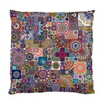 Ornamental Mosaic Background Standard Cushion Case (One Side) Front