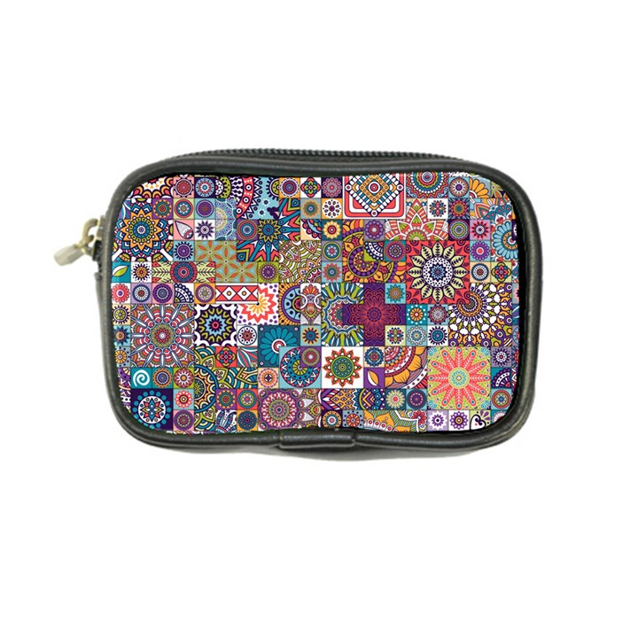 Ornamental Mosaic Background Coin Purse