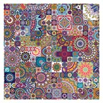 Ornamental Mosaic Background Small Memo Pads 3.75 x3.75  Memopad