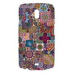 Ornamental Mosaic Background Samsung Galaxy Nexus i9250 Hardshell Case