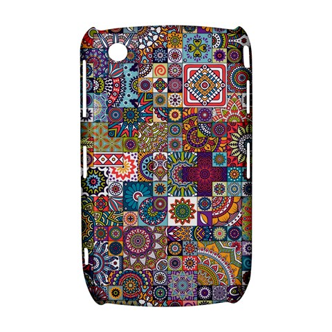 Ornamental Mosaic Background Curve 8520 9300