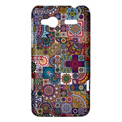 Ornamental Mosaic Background HTC Radar Hardshell Case