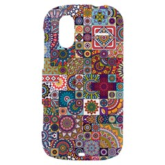 Ornamental Mosaic Background HTC Amaze 4G Hardshell Case