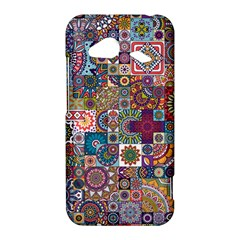 Ornamental Mosaic Background HTC Droid Incredible 4G LTE Hardshell Case