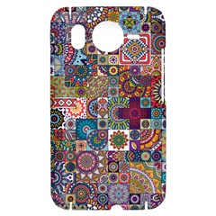 Ornamental Mosaic Background HTC Desire HD Hardshell Case