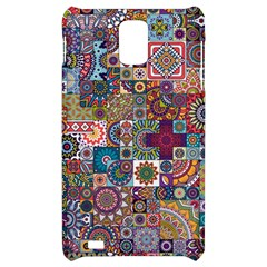 Ornamental Mosaic Background Samsung Infuse 4G Hardshell Case