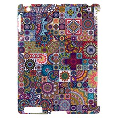 Ornamental Mosaic Background Apple iPad 2 Hardshell Case (Compatible with Smart Cover)