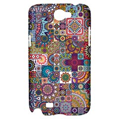 Ornamental Mosaic Background Samsung Galaxy Note 2 Hardshell Case