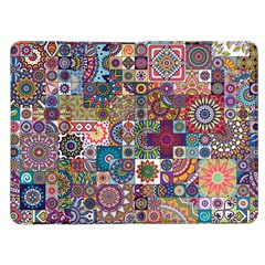 Ornamental Mosaic Background Kindle Fire (1st Gen) Flip Case