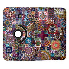 Ornamental Mosaic Background Samsung Galaxy Note II Flip 360 Case