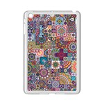 Ornamental Mosaic Background iPad Mini 2 Enamel Coated Cases Front