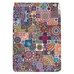 Ornamental Mosaic Background Flap Covers (S)  Front