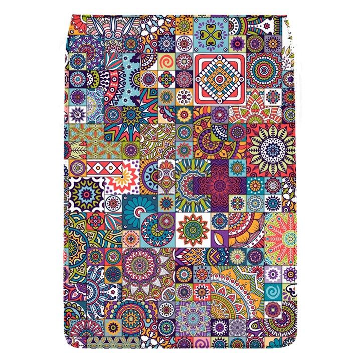 Ornamental Mosaic Background Flap Covers (S)