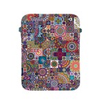 Ornamental Mosaic Background Apple iPad 2/3/4 Protective Soft Cases Front