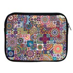 Ornamental Mosaic Background Apple iPad 2/3/4 Zipper Cases Front