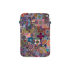 Ornamental Mosaic Background Apple iPad Mini Protective Soft Cases