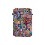 Ornamental Mosaic Background Apple iPad Mini Protective Soft Cases Front