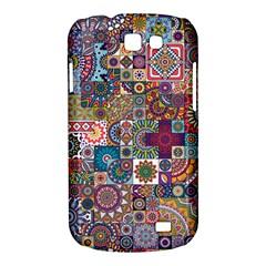 Ornamental Mosaic Background Samsung Galaxy Express I8730 Hardshell Case