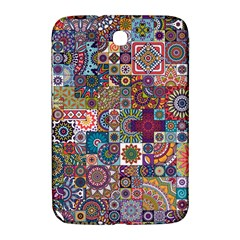 Ornamental Mosaic Background Samsung Galaxy Note 8 0 N5100 Hardshell Case