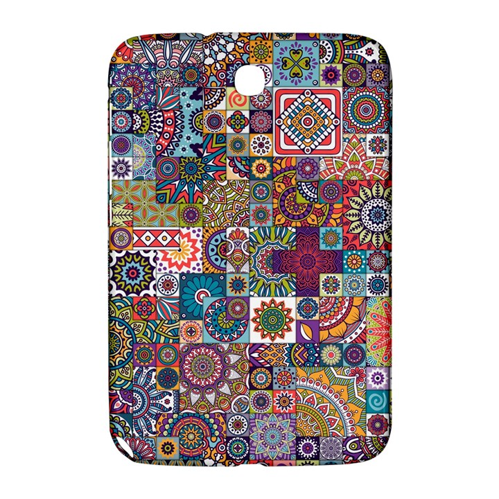 Ornamental Mosaic Background Samsung Galaxy Note 8.0 N5100 Hardshell Case