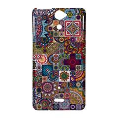 Ornamental Mosaic Background Sony Xperia V