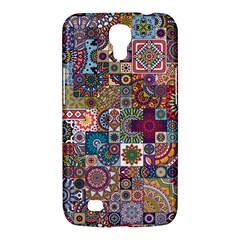 Ornamental Mosaic Background Samsung Galaxy Mega 6.3  I9200 Hardshell Case