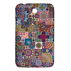 Ornamental Mosaic Background Samsung Galaxy Tab 3 (7 ) P3200 Hardshell Case