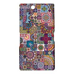 Ornamental Mosaic Background Sony Xperia Z Ultra
