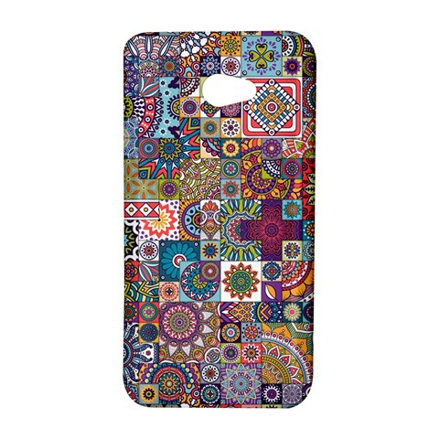 Ornamental Mosaic Background HTC Butterfly S/HTC 9060 Hardshell Case