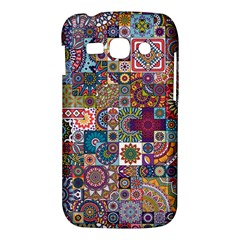 Ornamental Mosaic Background Samsung Galaxy Ace 3 S7272 Hardshell Case