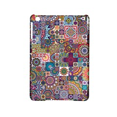 Ornamental Mosaic Background Ipad Mini 2 Hardshell Cases