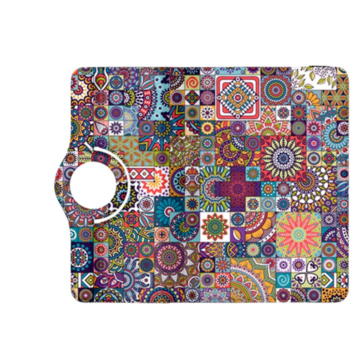 Ornamental Mosaic Background Kindle Fire HDX 8.9  Flip 360 Case