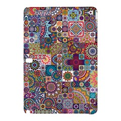 Ornamental Mosaic Background Samsung Galaxy Tab Pro 10 1 Hardshell Case