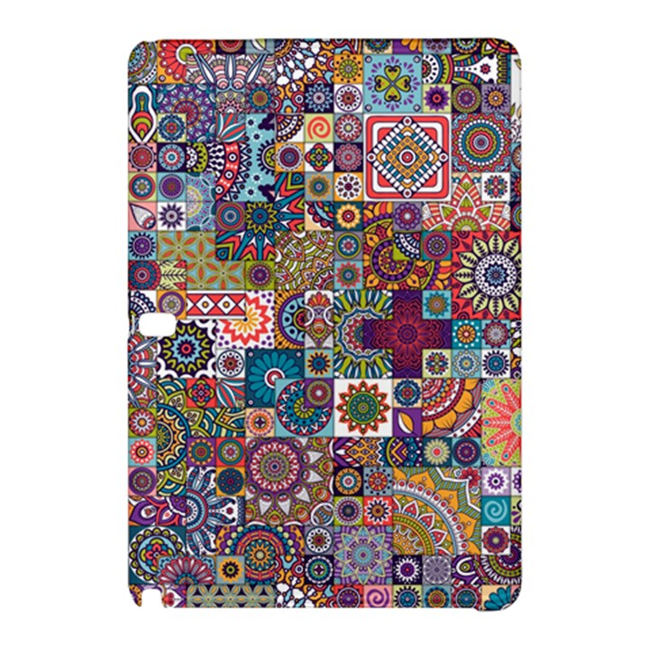 Ornamental Mosaic Background Samsung Galaxy Tab Pro 10.1 Hardshell Case
